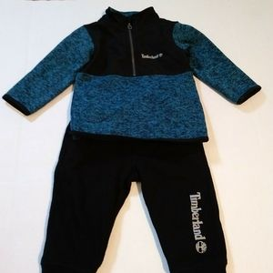 Infant Timberland Sweatsuit Size 12 Months $25